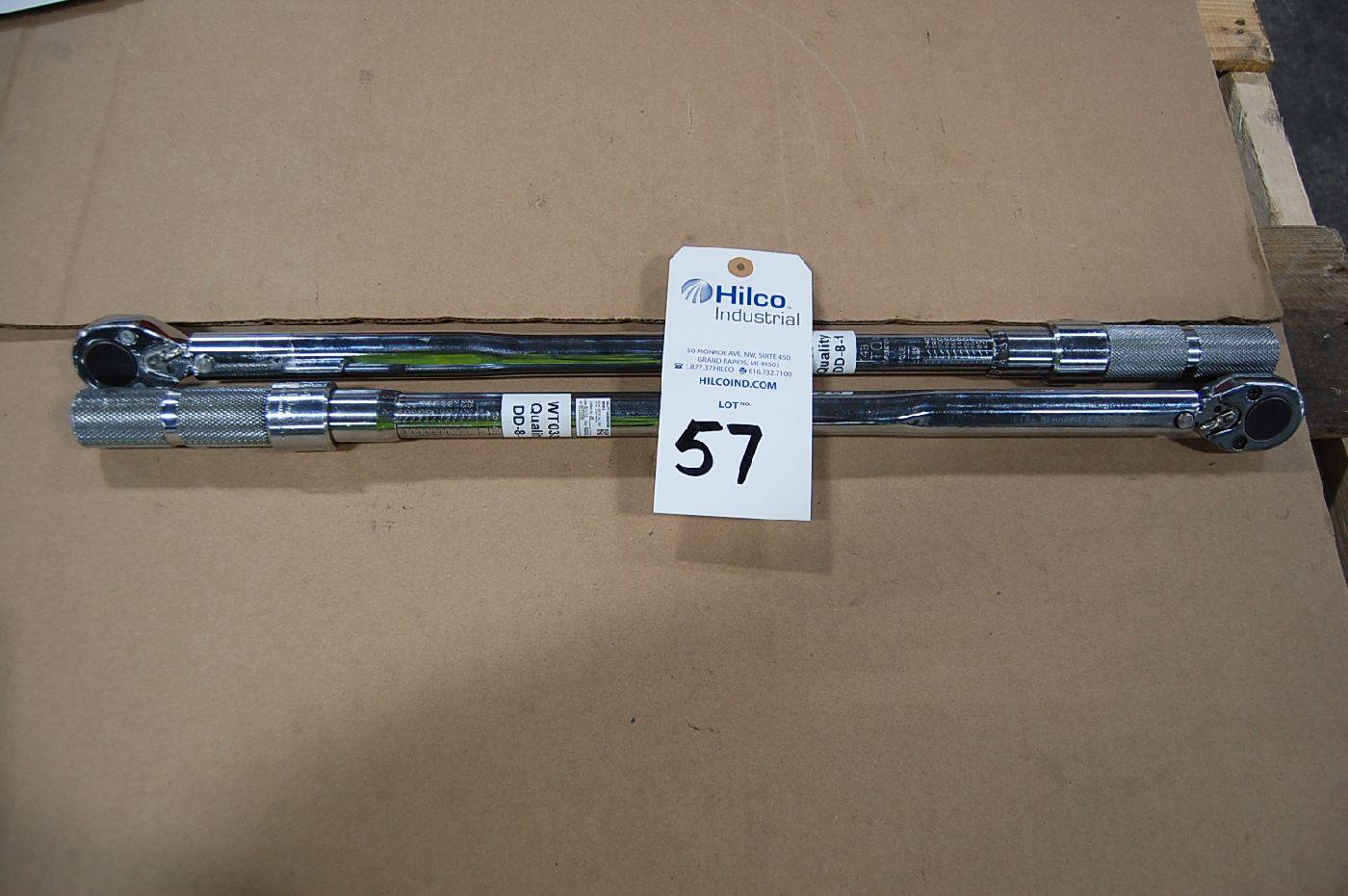 Proto Model 6014 250 Ft. Lb. Torque Wrench