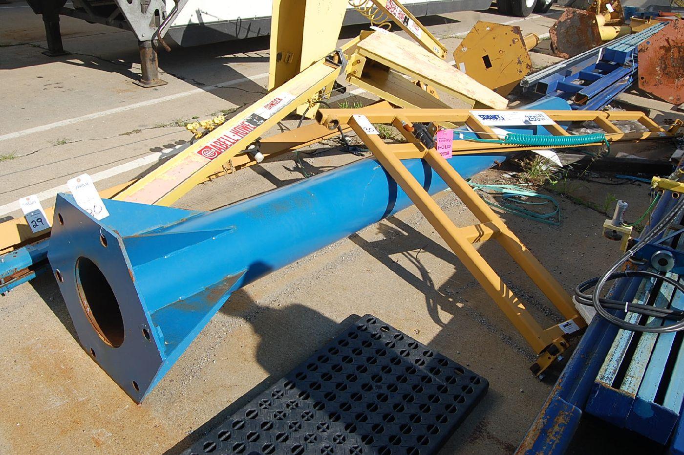 Spanco 250 Lb. Floor Standing Jib Crane - Image 2 of 2