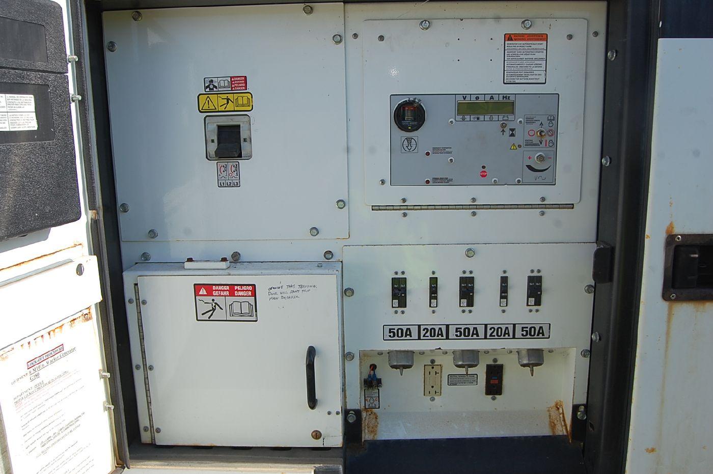 Wacker Model G180 180 kVa Diesel Generator - Image 3 of 4