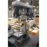 "Jet Model J-2530 15"" Bench Top Drill Press"