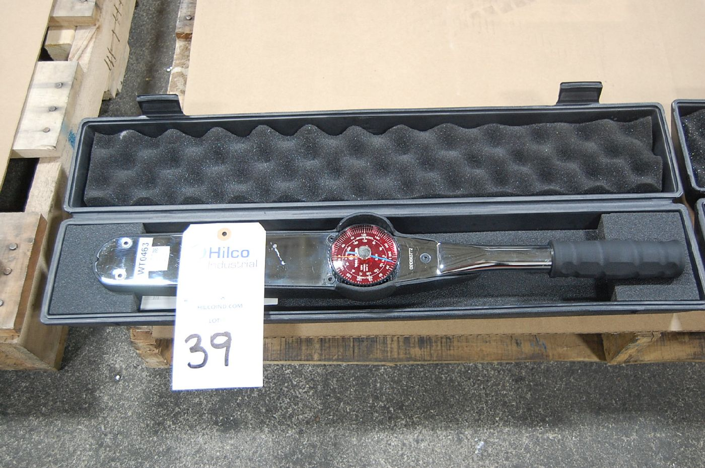 Wright Model 4470 Dial Type Torque Wrench