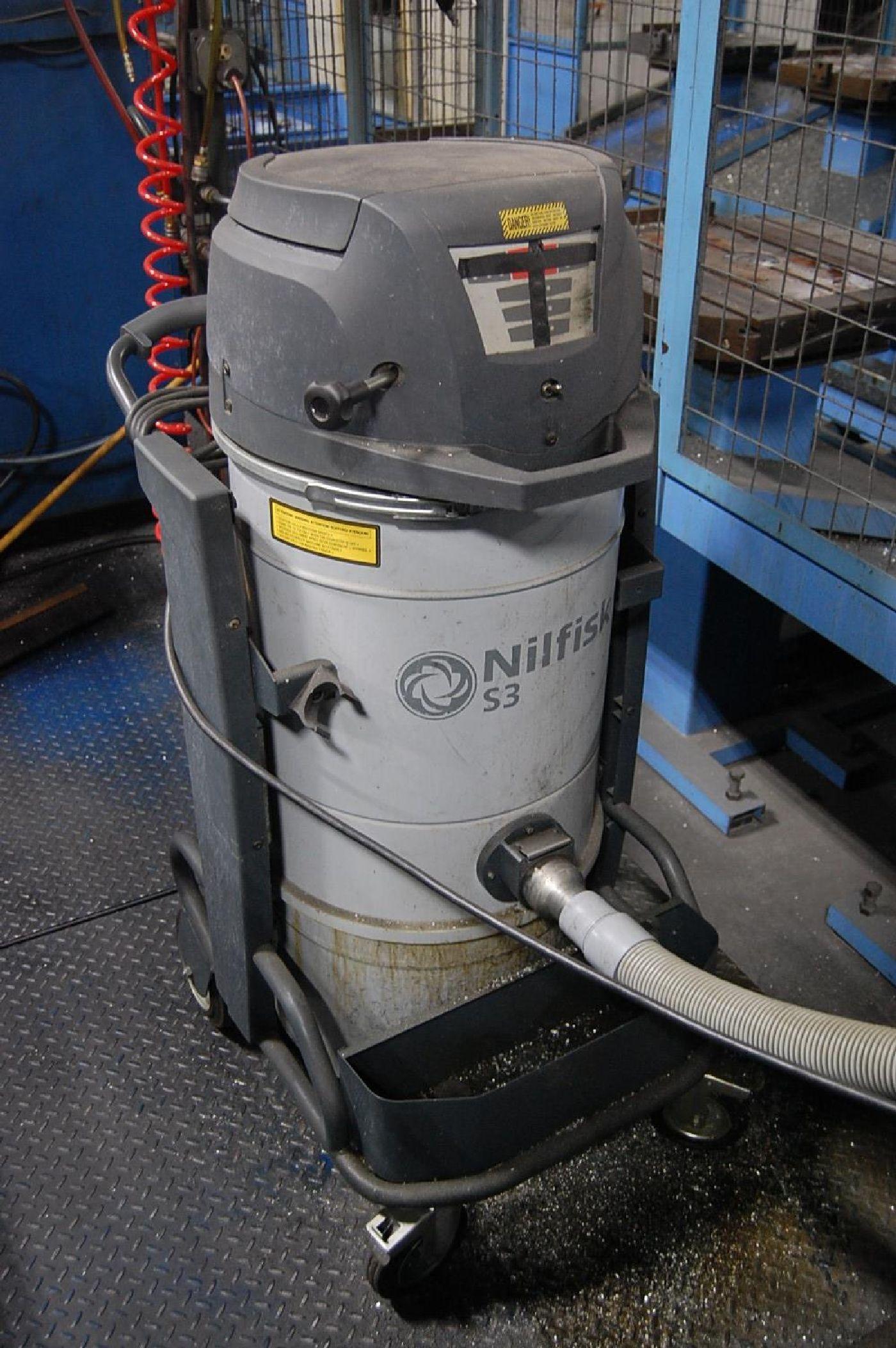 Nilfisk Model S3N1 Vacuum System