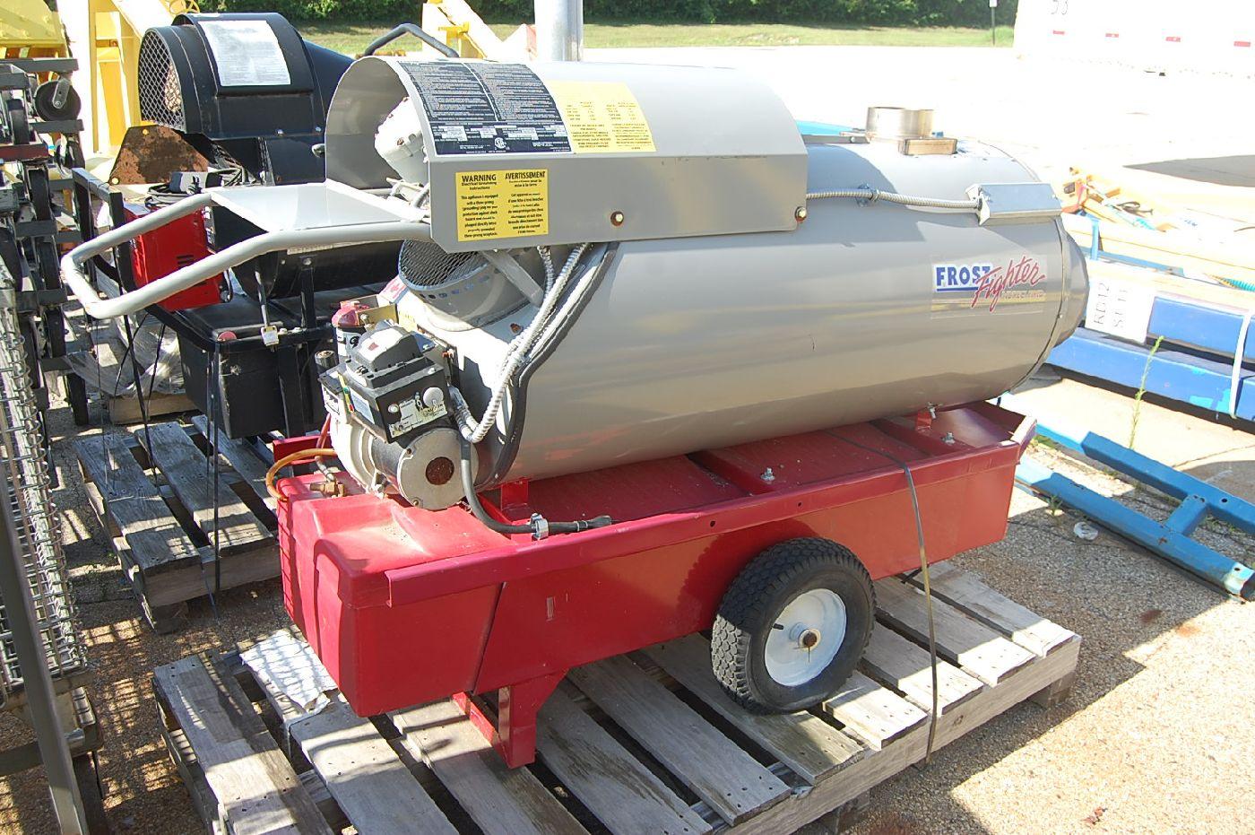 Flagro Model FV0-400 390,000 BTU Commercial Space Heater