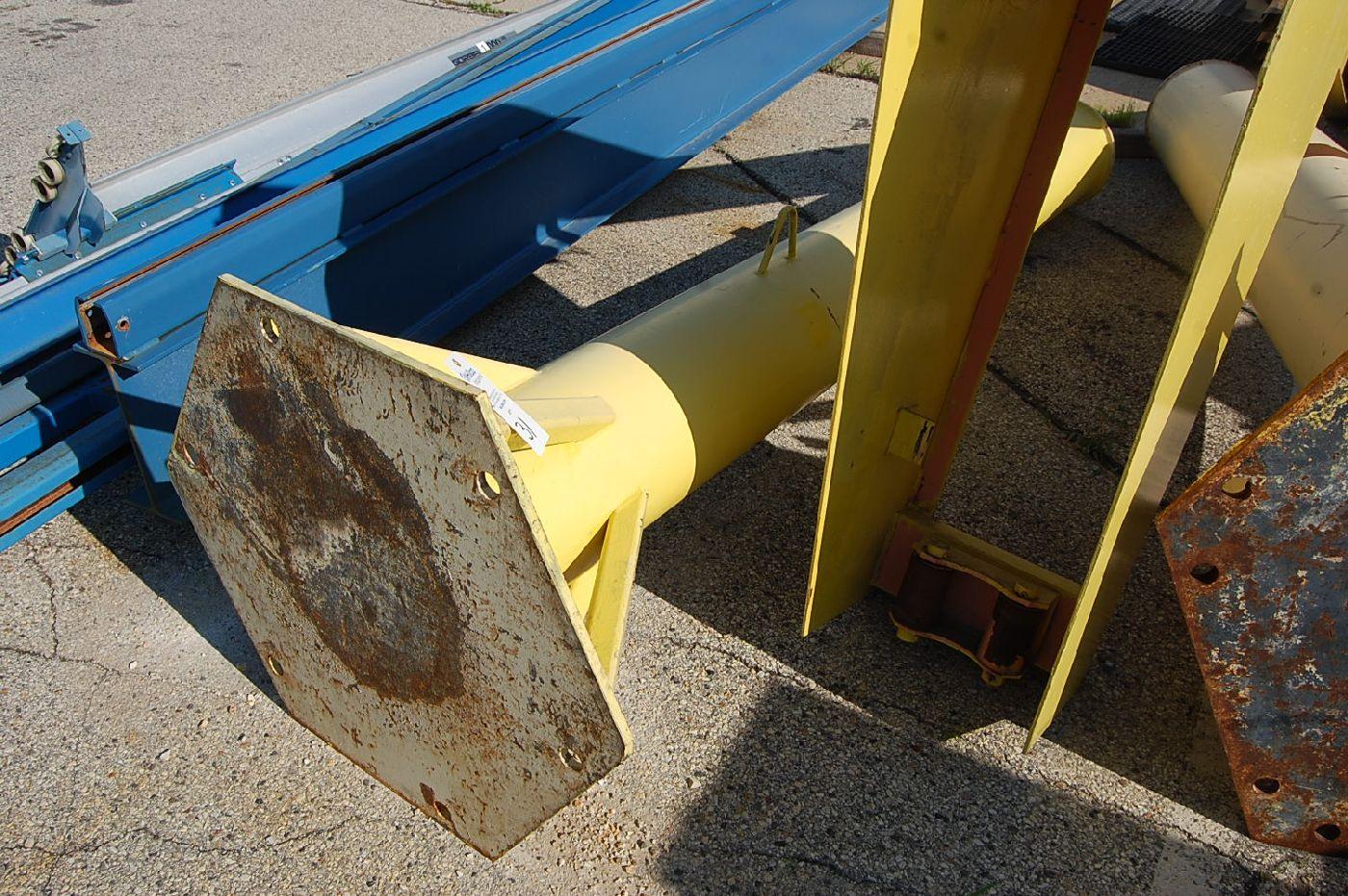 Abell-Howe 1/2-Ton Floor Standing Jib Crane - Image 2 of 2