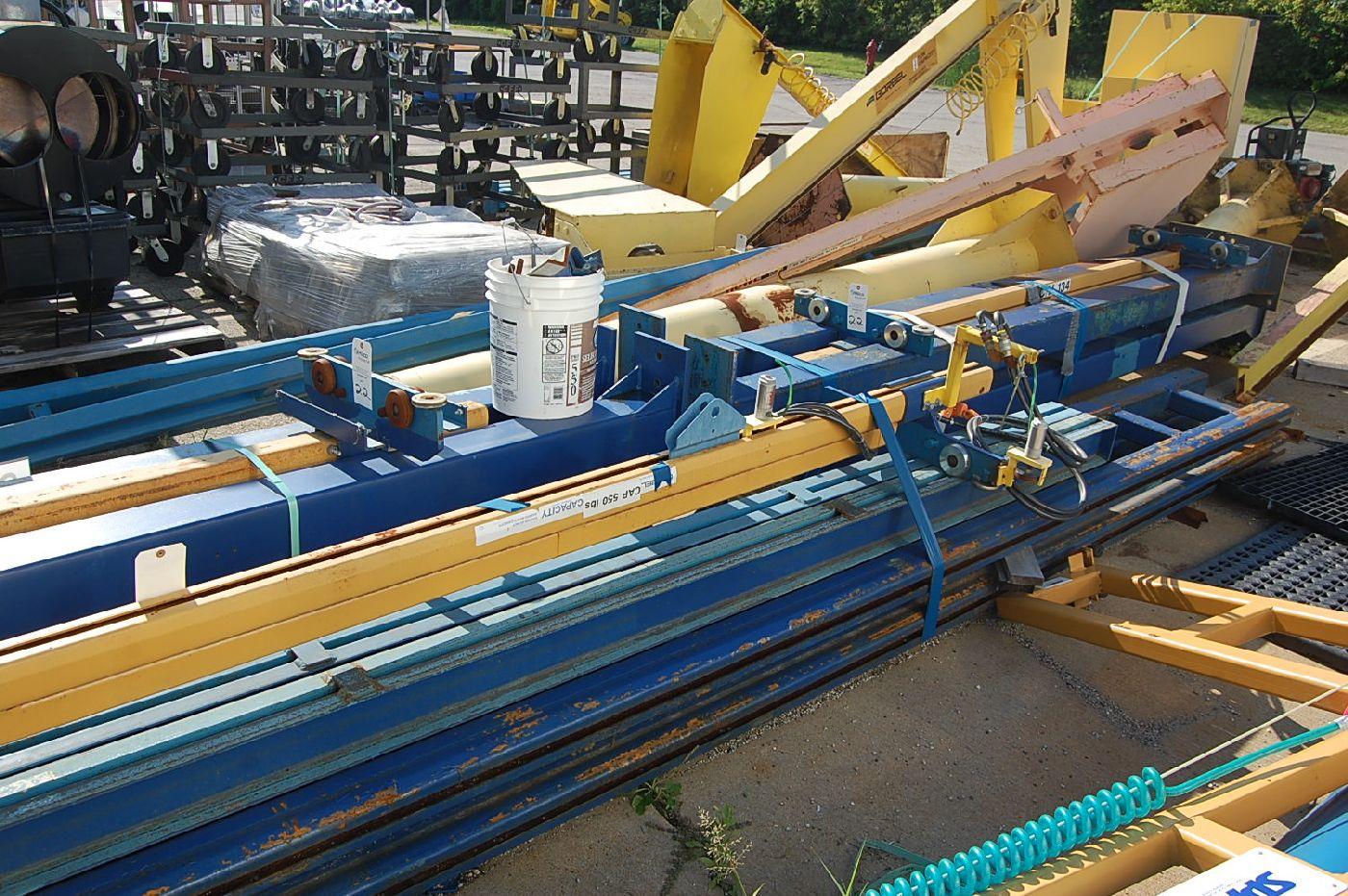 Gorbel Gantry Crane - Image 7 of 11