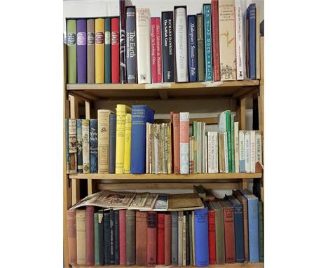 Hardy (Thomas). Wessex Novels, 6 volumes, Folio Society, reprinted 1993, wood engravings by Peter Reddick, original cloth gil