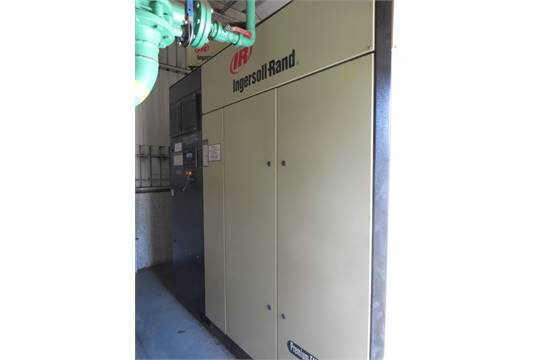 ingersoll rand screw compressor catalogue pdf