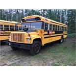 1994 GMC Bluebird Bus VIN 1GDG7T1P5RJ520155 Propane Power, 5spd St Trans