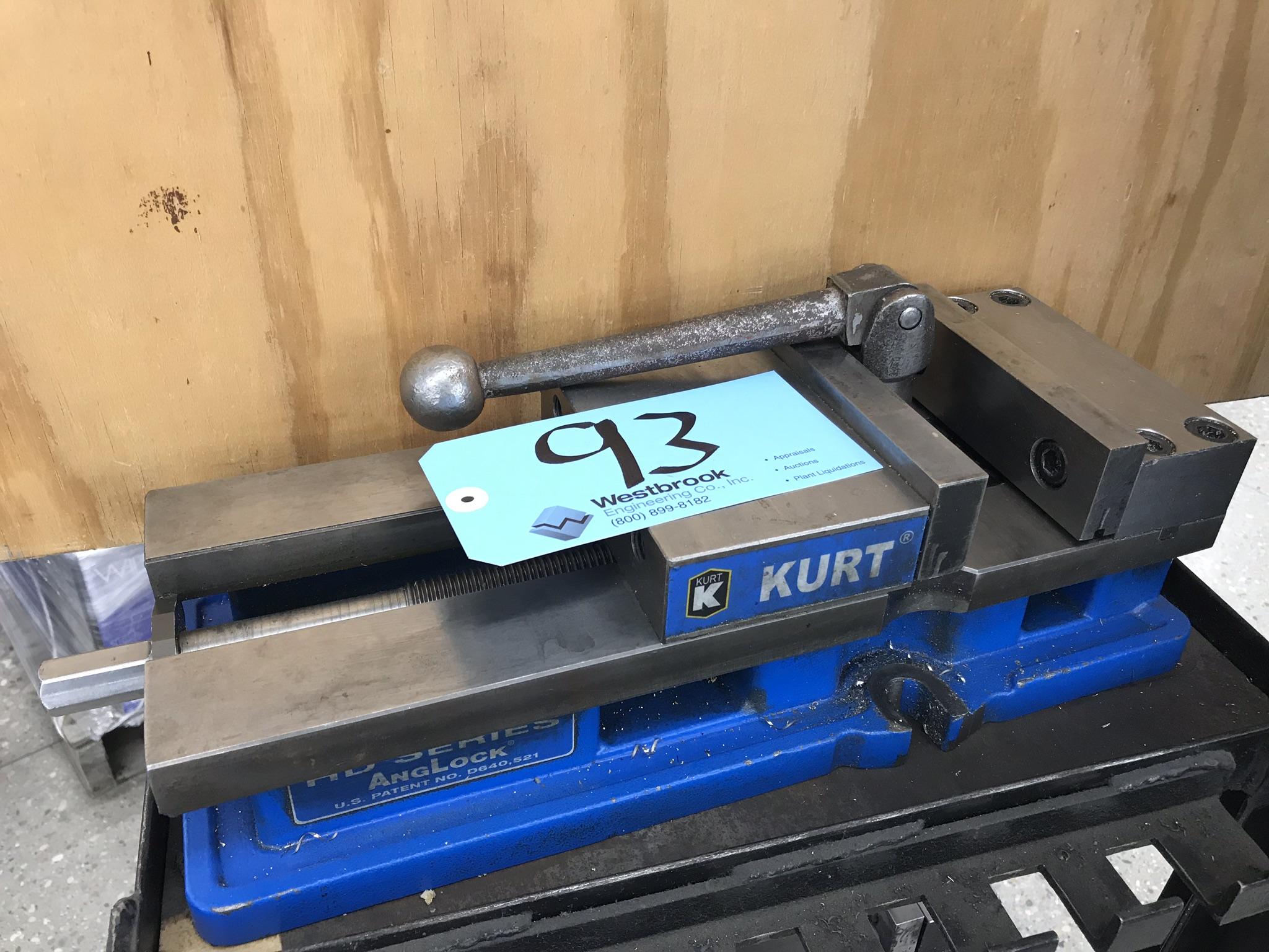 Kurt HD690Precision Machine Vise