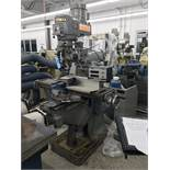 "Supermax Model Super 2 Vertical Milling Machine, 9"" x 49"" Table, 60 - 4200 RPM, DRO, Kurt Vise"