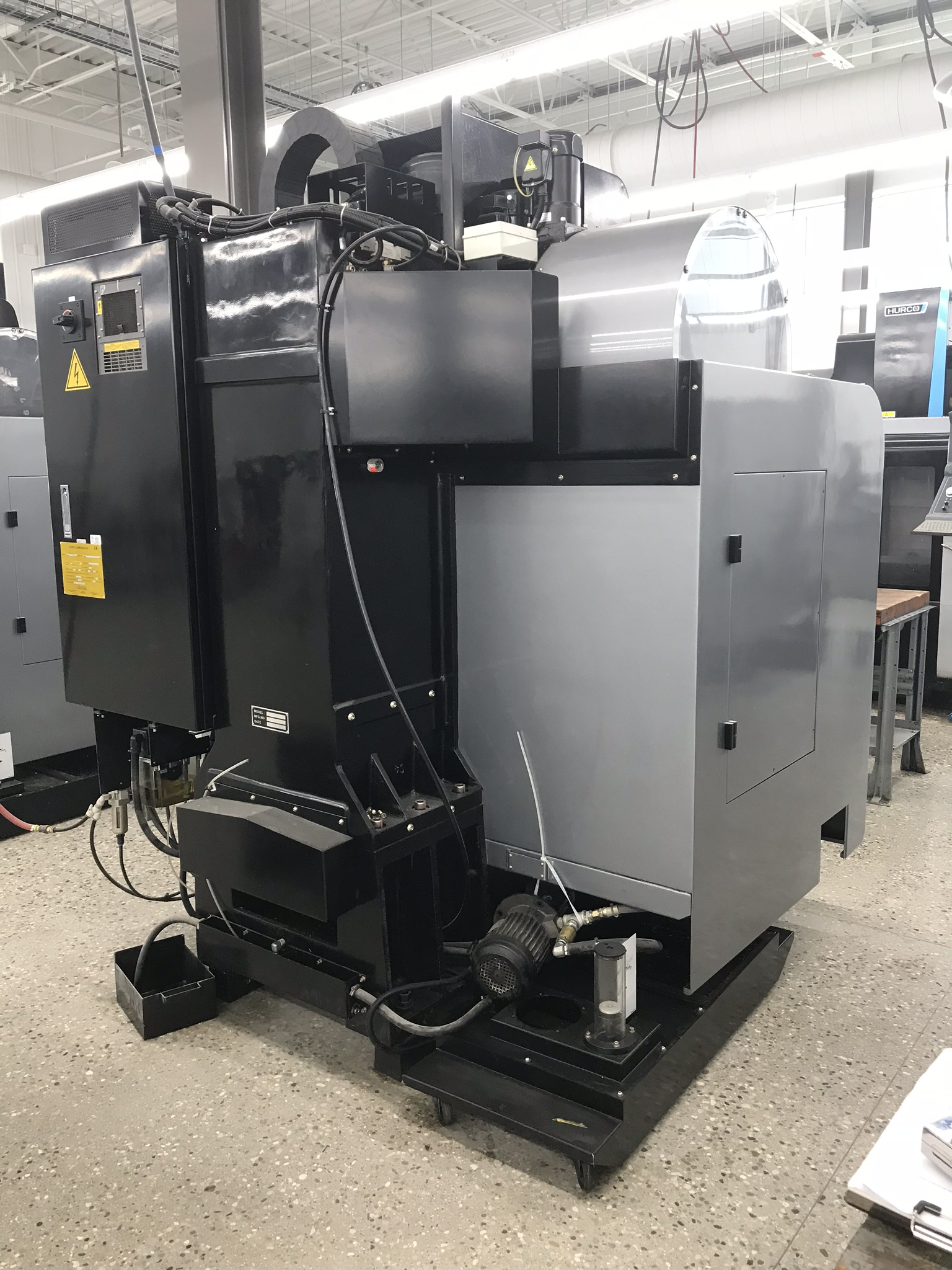 Hurco VM-10i Vertical Machining Center, Loaded with Software and Options (2013) 3,000 Total Hours - Image 6 of 6