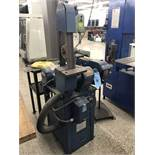 Hammond (Double Belt) Belt Sander Model # 50DD w/ Stand and Integral Dust Collector