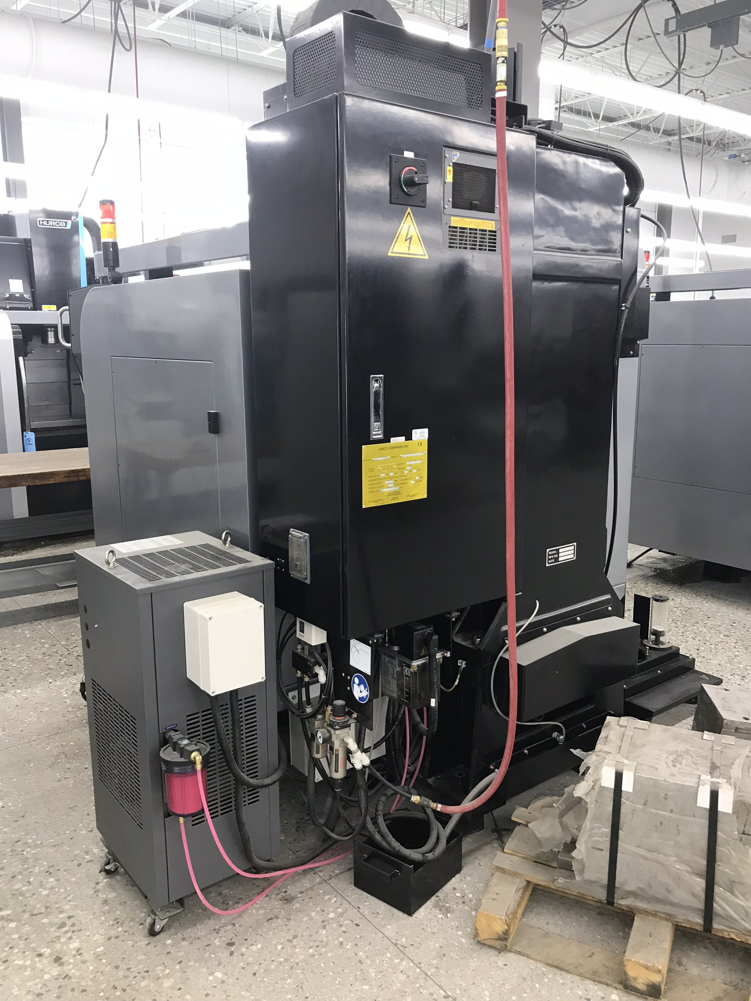 Hurco VM-10i Vertical Machining Center, Loaded with Software and Options (2013) 1,600 Total Hours - Image 6 of 7
