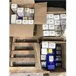 (1) Pallet Containing Approximately 58 New Briney Shrink Fit Tool Holders