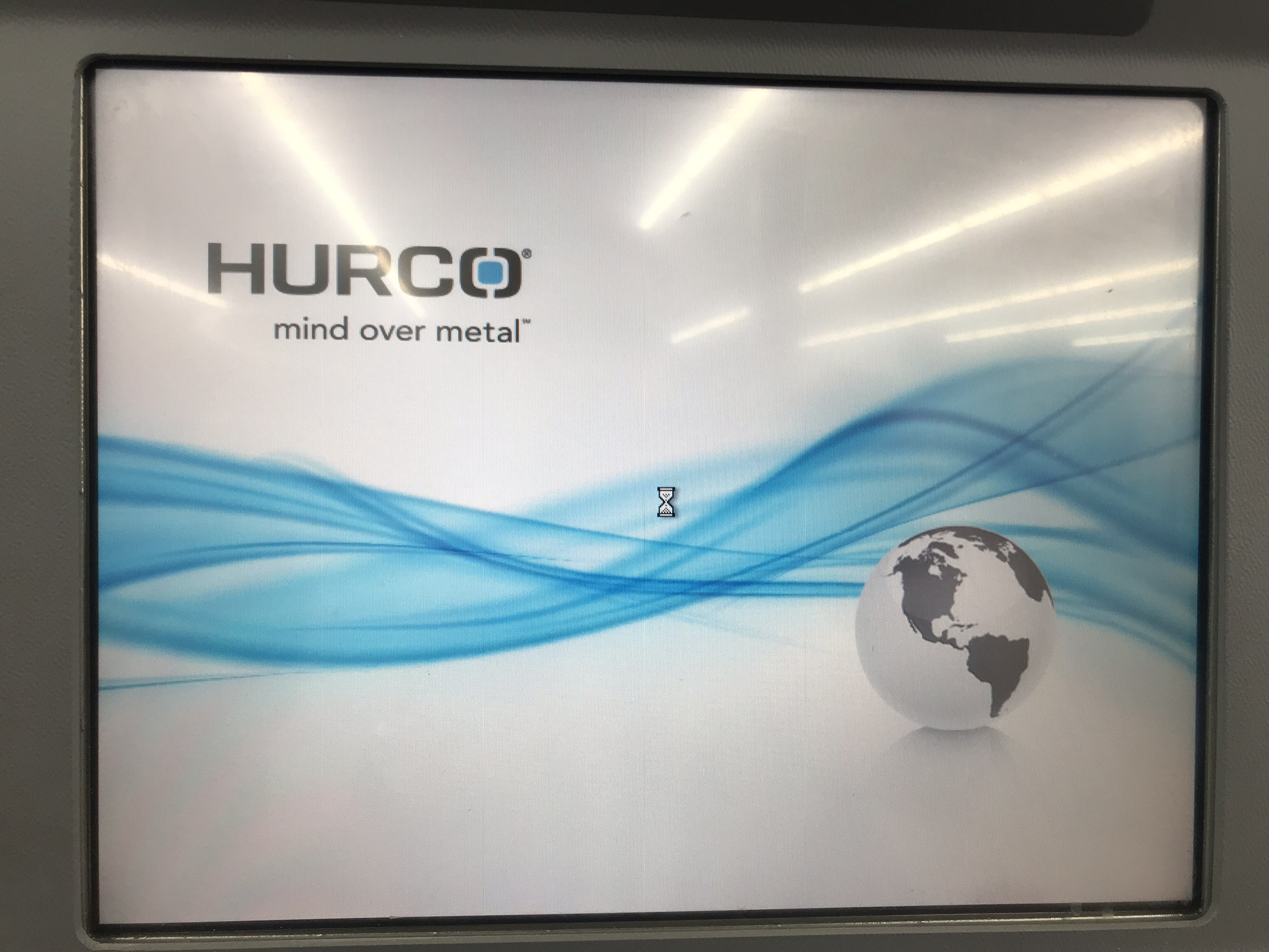 Hurco TM-6i CNC Lathe with HB65-1.2 Barfeed, Rigid Tap, Renishaw Presetter, Chip Conv, 400 Hours! - Image 15 of 16
