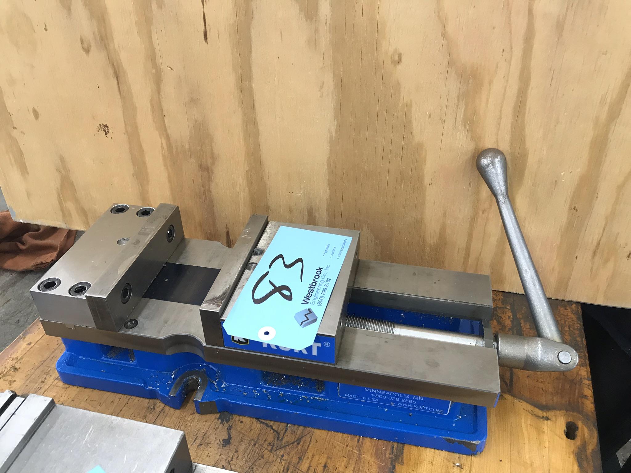 Kurt HD690 Anglock Precision Machine Vise