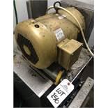 DCC Floor Conveyor Drive, 7.5 HP | Rig $ See Desc