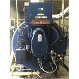 Cleaver Brooks Package Boiler, Model CB655-150, Oil Fired, 15 PSI, 150 HP, Low P | Rig $ See Desc