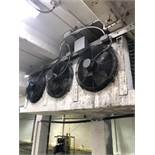 Evapco Evaporator, Model NTX3, S/N 9365707NH, With 3 Fans | Rig $ See Desc