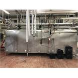 Cherry Burrell 1,000 Gallon 3-Compartment Stainless Steel Flavor Tank | Rig $ See Desc