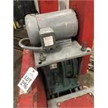 (2) DCC Floor Conveyor Drive, 5 HP | Rig $ See Desc