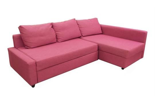 Sofa Cama Ikea Friheten.Ikea Friheten Corner Sofa Bed In Fuchsia Upholstery 91