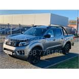 (On Sale) NISSAN NAVARA *N-GUARD* DOUBLE CAB PICK-UP (69 REG) '2.3 DCI - 190 BHP - AUTO' *HUGE SPEC*
