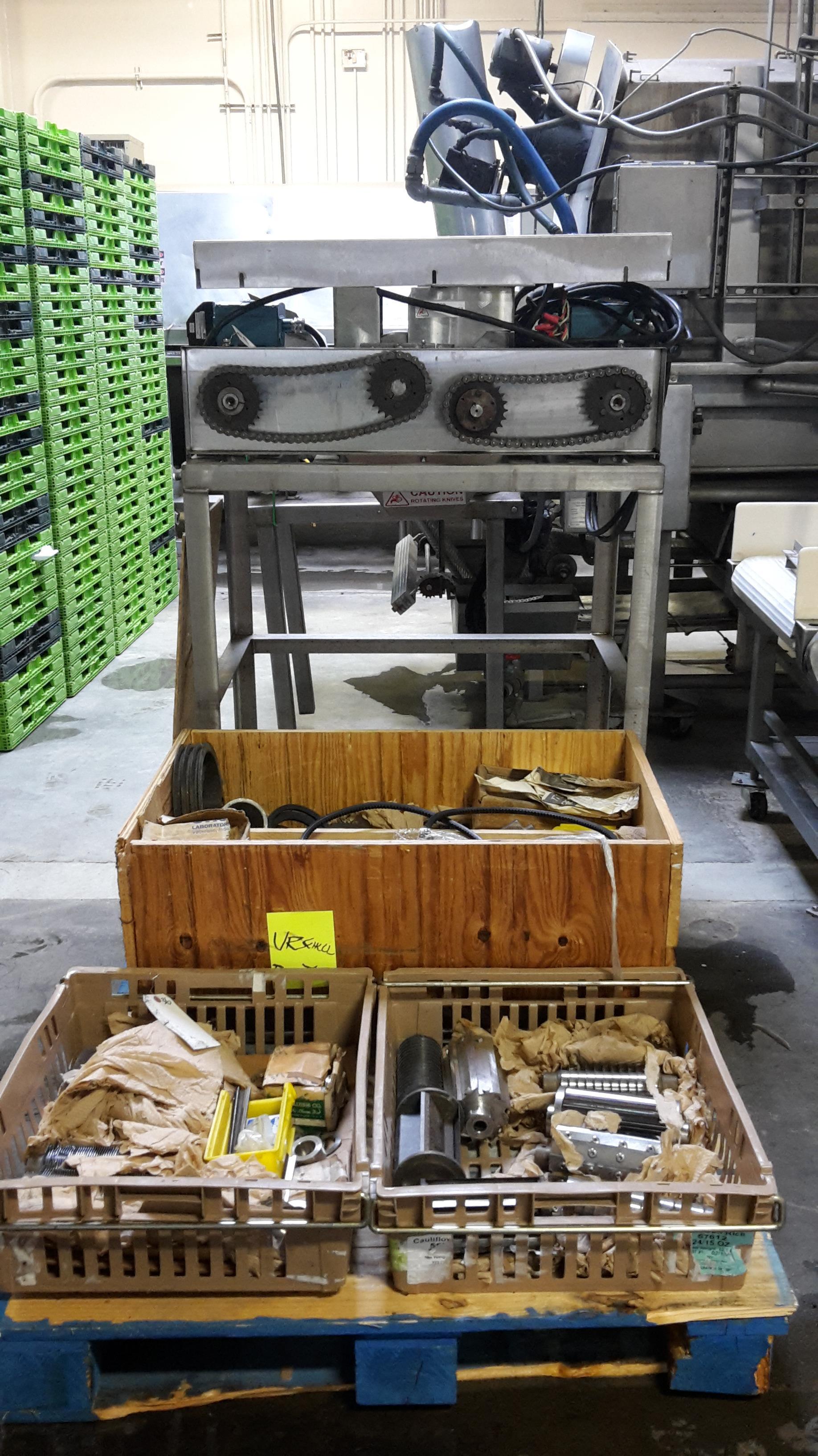 Lot 7 - Custom Built Slicer | Rig Fee: No Charge