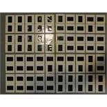 A set of sixty original studio slides, Diana Spencer.