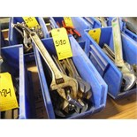 [5180] misc. adjustable wrenches