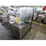 Hobart Mdl. MG-2032 Portable Mixer/Grinder, # 32 Head, Ser. #27-1139-071, 220 volts