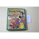 Snow White and the Seven Dwarfs. Pop-up book