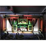 105 key Decap Dance Organ