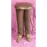 ART BRUTBar stool with legs