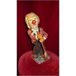 Bozo - clown sweeper