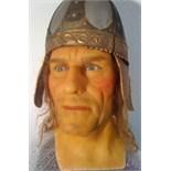 Wax Head Warrior Franc
