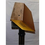 The rectangular box
