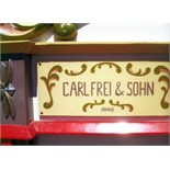 Carl Frei -The Fliere Fluiter- Dutch Street organ