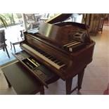 Knabe Ampico B Reproducing Grand Piano