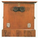 Stereoscopic Viewer with Music Box