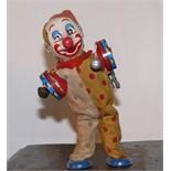 Clown key toy