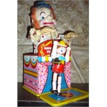 And Pinocchio Puppet Show