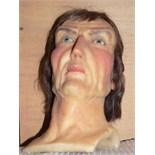 Male wax head