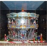 Miniature carousel Mühlethaler