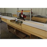 GHZ Miter Saw, W/ Cut Table | Rigging Price: $40
