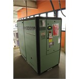 Sullair 40 HP Rotary Screw Air Compressor, M# 3009PV/A, S/N 201111110002, 21,887 Hrs. | Rigging