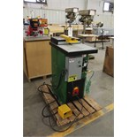 Castle TSM Pocket Hole Machine, S/N 62547 | Rigging Price: $35