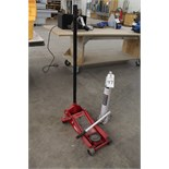Lot of (2) Hydraulic Jacks | Rigging Price: Hand Carry or Contact Rigger