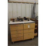 Contents of Storage Cabinets | Rigging Price: Hand Carry or Contact Rigger