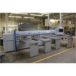 2004 Holzma Automatic Beam Saw, M# Optimat HPP350, Type OPT HPP350/43/43, S/N 0-240-15-2835 |